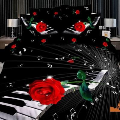 Постельное белье Love you «Мелодия stp 215» семейное