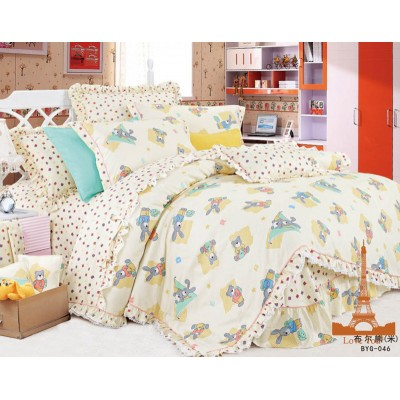 Детское постельное белье «Манеж CR 17010» в кроватку