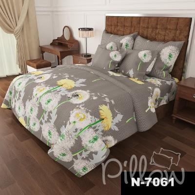 Комплект постельного белья бязь голд «n-7061-a» NazTextile