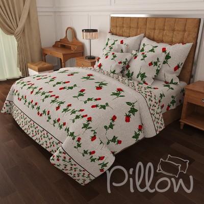 Комплект постельного белья бязь голд «n-61» NazTextile