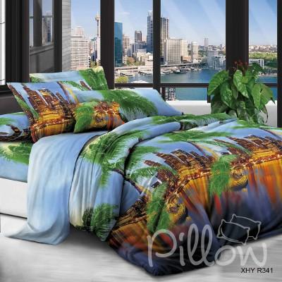 Комплект постельного белья полиэстер «xhyr-341» NazTextile