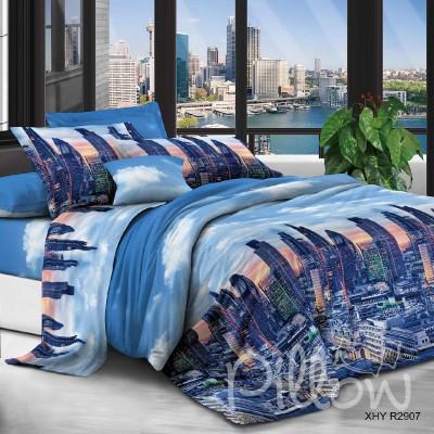 Комплект постельного белья полиэстер «xhyr-2907» NazTextile