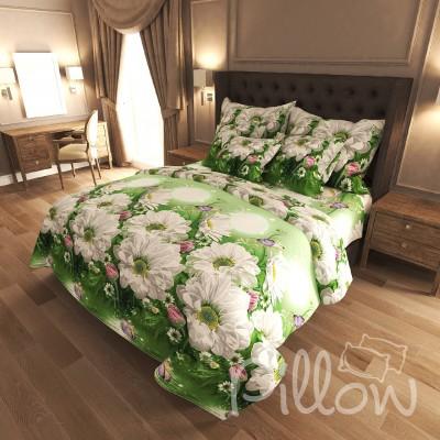 Комплект постельного белья бязь голд «n-6995» NazTextile