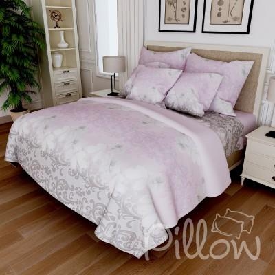 Комплект постельного белья бязь голд «n-6818» NazTextile