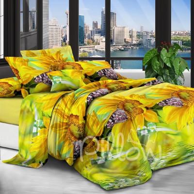 Комплект постельного белья полиэстер «xhy-r-432» NazTextile