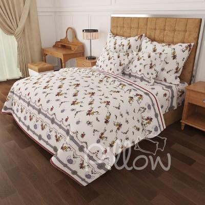 Комплект постельного белья бязь голд «n-179» NazTextile
