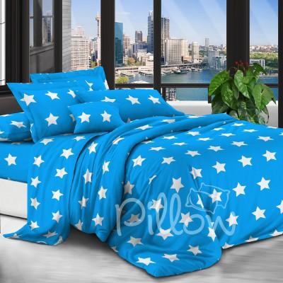 Комплект постельного белья полиэстер «c-1723-1» NazTextile