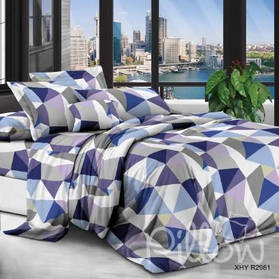 Комплект постельного белья полиэстер «xhyr-2981» NazTextile