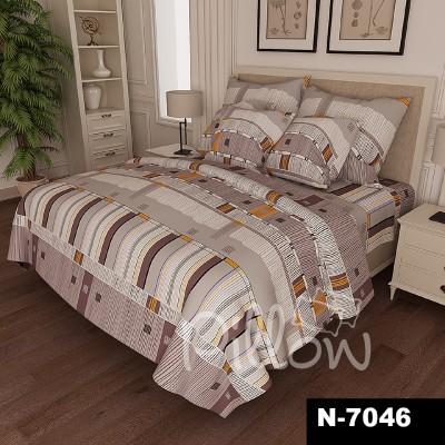 Комплект постельного белья бязь голд «n-7046» NazTextile