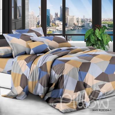 Комплект постельного белья полиэстер «xhyr-2838-a-1» NazTextile