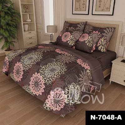 Комплект постельного белья бязь голд «n-7048-a» NazTextile