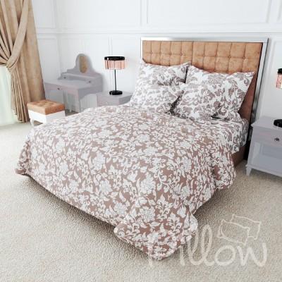 Комплект постельного белья бязь голд «n-7479-a-b» NazTextile