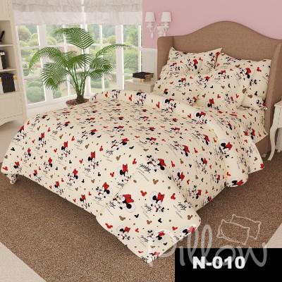 Комплект постельного белья бязь голд «n-010» NazTextile