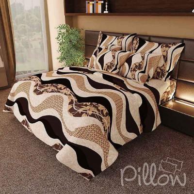 Комплект постельного белья бязь голд «n-6958» NazTextile