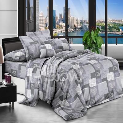 Комплект постельного белья полиэстер «xhyr-3041» NazTextile