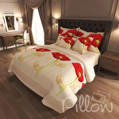 Комплект постельного белья бязь голд «n-4569» NazTextile