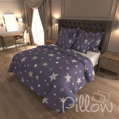Комплект постельного белья бязь голд «n-7422-a-b» NazTextile