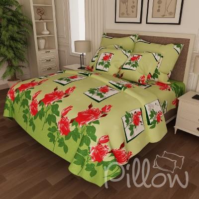 Комплект постельного белья бязь голд «n-1-green» NazTextile