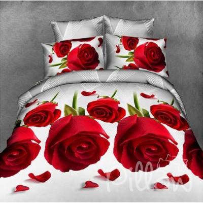 Комплект постельного белья полиэстер «xhy-r-519-2» NazTextile