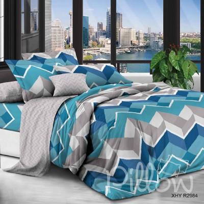 Комплект постельного белья полиэстер «xhyr-2984» NazTextile