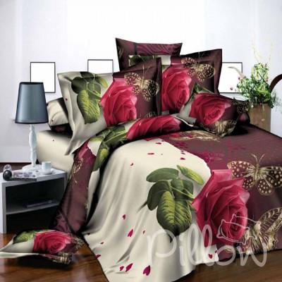 Комплект постельного белья ранфорс «xhyr-2299» NazTextile