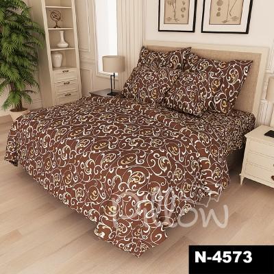 Комплект постельного белья бязь голд «n-4573» NazTextile