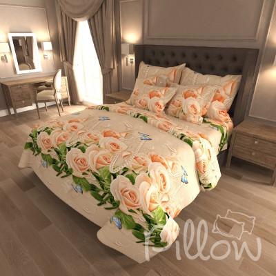 Комплект постельного белья бязь голд «n-7111» NazTextile
