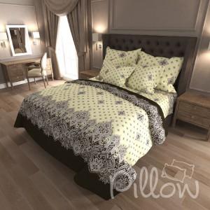Комплект постельного белья бязь голд «n-6979» NazTextile