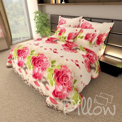 Комплект постельного белья бязь голд «n-7360» NazTextile