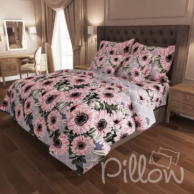 Комплект постельного белья бязь голд «n-6837» NazTextile