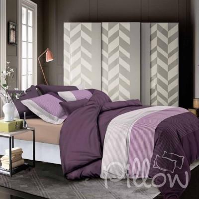 Комплект постельного белья ранфорс «xhy-r-2310» NazTextile