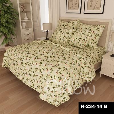 Комплект постельного белья бязь голд «n-234-14-b» NazTextile