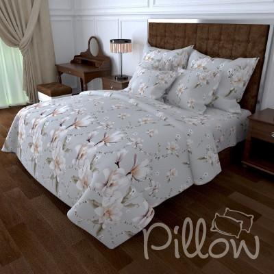 Комплект постельного белья бязь голд «n-7151» NazTextile