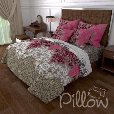 Комплект постельного белья бязь голд «n-7052-a» NazTextile