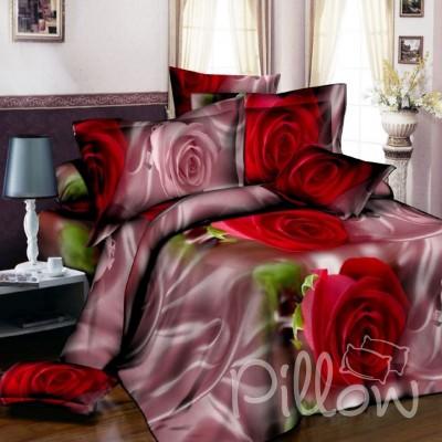 Комплект постельного белья ранфорс «xhyr-2038» NazTextile