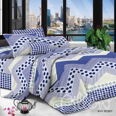 Комплект постельного белья полиэстер «xhyr-2987» NazTextile