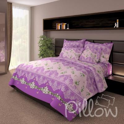 Комплект постельного белья бязь голд «n-6856» NazTextile