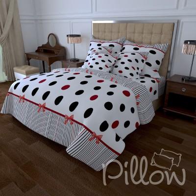 Комплект постельного белья бязь голд «n-3053» NazTextile