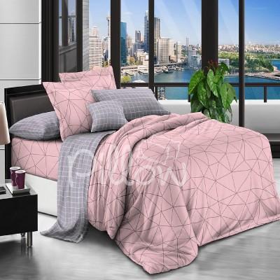 Комплект постельного белья сатин «xhyr-2238-a-b» NazTextile