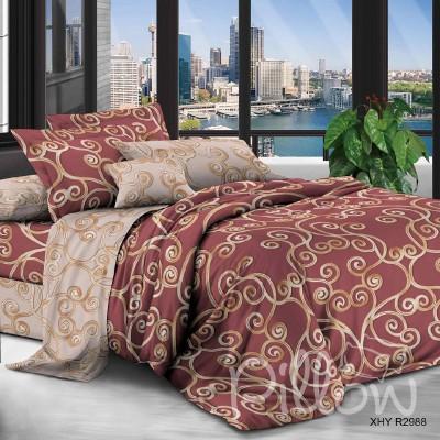 Комплект постельного белья полиэстер «xhyr-2988» NazTextile