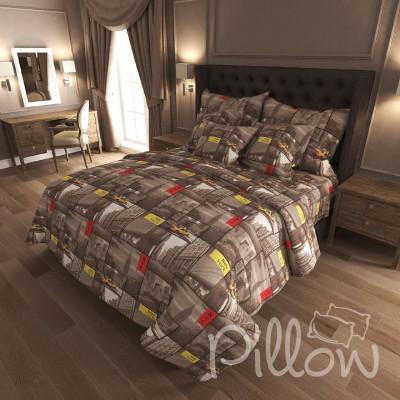 Комплект постельного белья бязь голд «n-7289» NazTextile