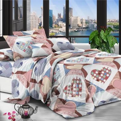 Комплект постельного белья полиэстер «xhyr-3073» NazTextile