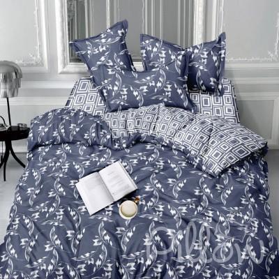 Комплект постельного белья сатин «74-1-a-b» NazTextile