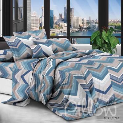 Комплект постельного белья полиэстер «xhyr-2747» NazTextile