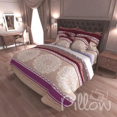Комплект постельного белья бязь голд «n-003» NazTextile