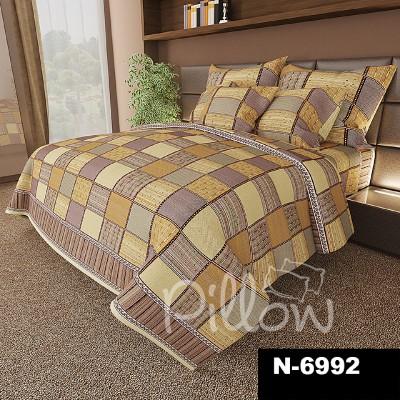 Комплект постельного белья бязь голд «n-6992» NazTextile