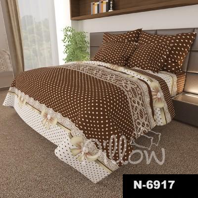 Комплект постельного белья бязь голд «n-6917» NazTextile