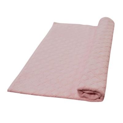 Полотенце махровое «Glossy-розовый» Прованс