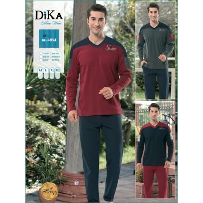 Пижама мужская «4854» Dika