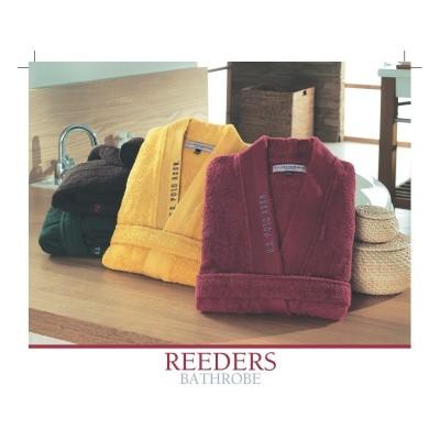Халат хлопковый «Reeders - L/XL» бежевый | U.S. Polo Assn